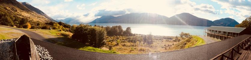 Lake Ohau lodge